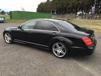 MERCEDES-BENZ S320 CDI LONG AMG