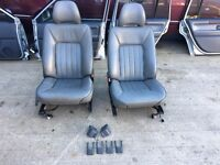 Volvo 960 estate Grey Leather Seats (Electric)