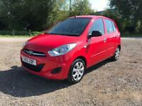 HYUNDAI i10 2012 5 DOOR HATCH ONLY DONE 23k MILES 1 LADY OWNER FROM NEW