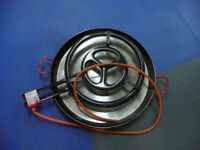 70 cms Paella Dish and Double ring Burner