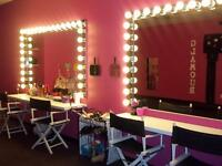 Glamour Girl Birthday Parties @ Zsa Zsa's Hair Salon