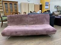 Drop click sofa bed