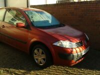2005 RENAULT MEGANE 1.5 DCI ** £30 A YEAR ROAD TAX **