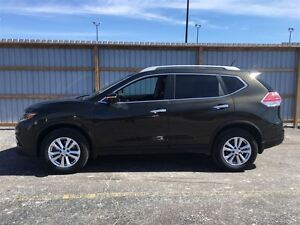 2015 Nissan Rogue SV AWD/NAVIGATION/PANO ROOF