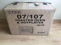 VonShef 26L Toaster Oven For Sale