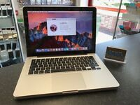 "MacBook Pro 2012 13"" Display Intel Core i7 2.9GHz 4GB RAM 500GB HDD"
