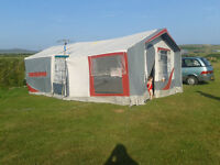 trailer tent for 500 pound ovno will consider swaps