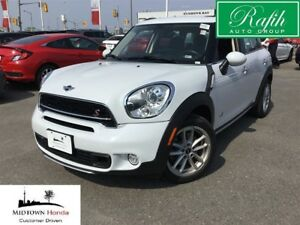 2016 MINI Cooper Countryman S-4wd-push start-sunroof