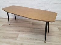 Formica Coffee Table (DELIVERY AVAILABLE)
