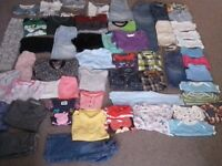 internet/carboot kids clothing stock