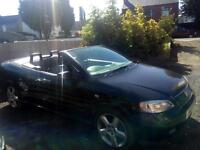 Vauxhall Astra bertone converible