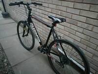 Hybrid Bike Bicycle pushbike Muddy Fox Tempo 200