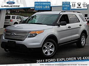 2011 Ford Explorer **V6*7 PASSAGERS*CRUISE*A/C**