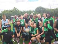 ADULTS ONLY NETBALL