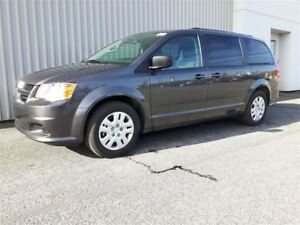 2017 Dodge Grand Caravan SXT +Stow N Go+