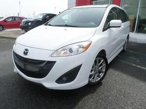2012 Mazda Mazda5 GT/TOIT OUVRANT/ 6 PASSAGERS