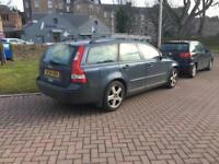 Volvo V50 Estate SE 110222 miles 1.8T