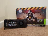 Geforce GTX 780 graphic card