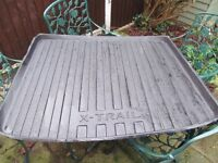 Nissan X Trail T31 boot liner tray - used vgc