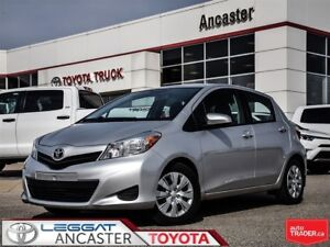2014 Toyota Yaris LE only 49305 kms!!