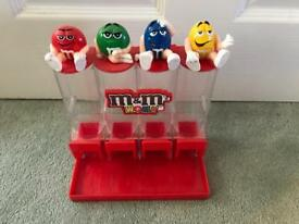 M&M world sweet dispenser