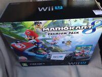 Nintendo Wii U perfect condition-still with original box