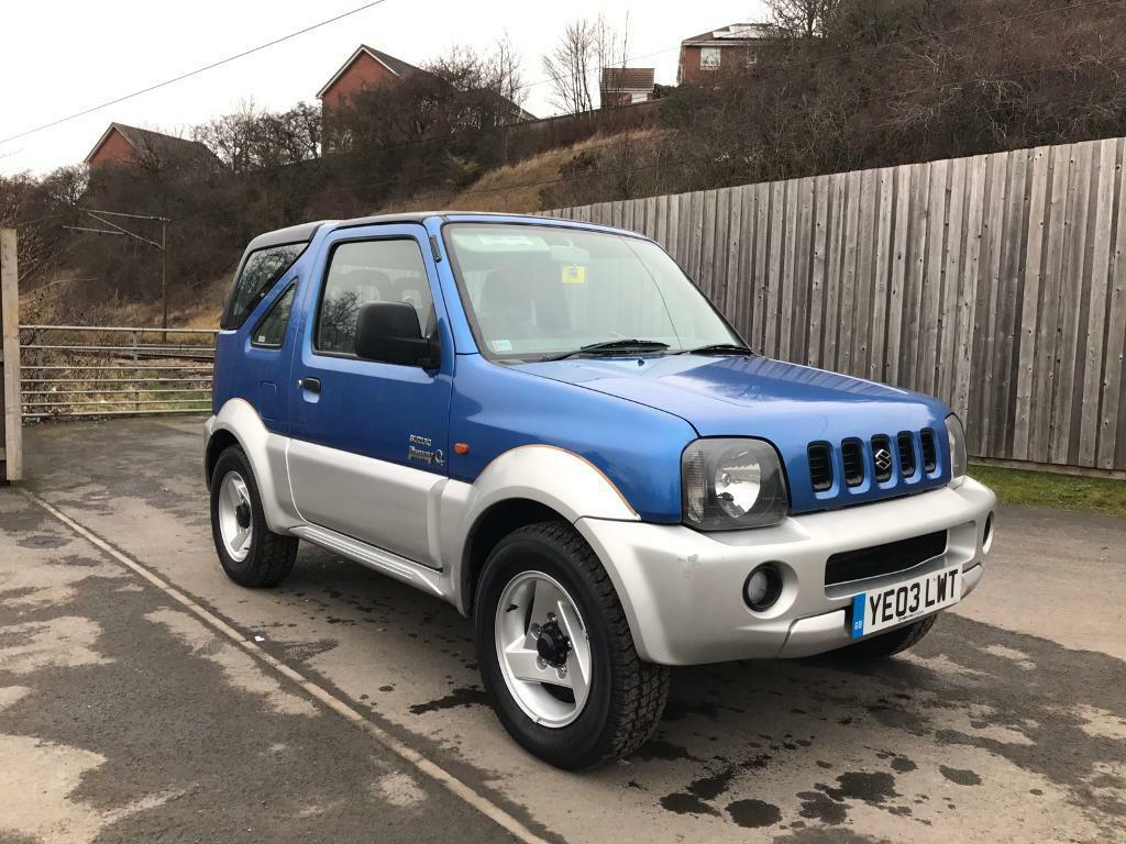 suzuki jimny 1 3 o2 edition 4x4 not grand vitara toyota rav 4 in beeston west yorkshire gumtree. Black Bedroom Furniture Sets. Home Design Ideas