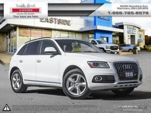 2016 Audi Q5 INTEREST RATE AS LOW AS 0.9%