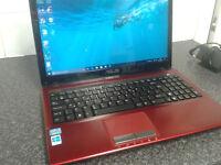 ASUS X53C/i7-2670QM/15.6 SCREEN/WIN 10PRO/4GB DDR3 1600MHZ/2TBSSD/HDMI/BLUETOOTH/WEBCAM+BAG
