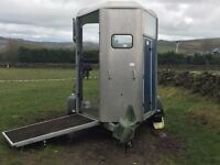 Ifor Williams 505R Horse Trailer