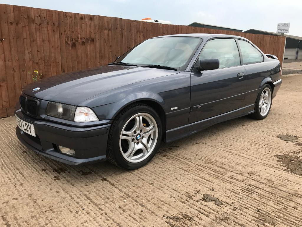 bmw e36 coupe 318is msport m3 bodykit long mot in. Black Bedroom Furniture Sets. Home Design Ideas