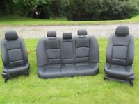 BMW F10 5 Series Full Electric Heated Leather Seats