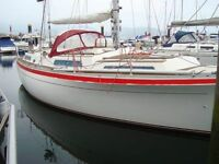 MOODY 36 GREAT SAILING CRUISER , REFITTED 2012 £29950