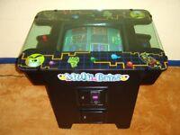Arcade RETRO 2 PLAYER COCKTAIL CABINET (730watts) 900mm x 700mm x 800mm