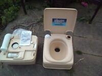 Porta Potti 165 chemical toilet