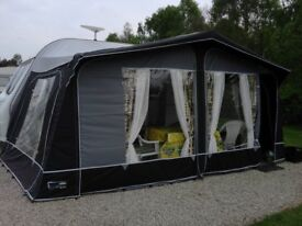FOR SALE LEISUREWIZE APOLL0 850 CARAVAN AWNING