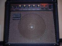 Roland Spirit practice amp