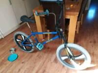 Raleigh burner trick bike