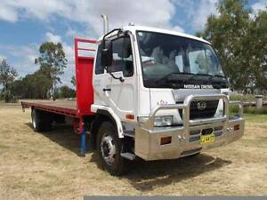 2007 UD PK265 4x2 Traytop/Tabletop Truck.Turbo Diesel. Inverell Inverell Area Preview