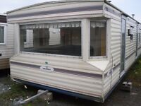 Willerby Jubilee FREE DELIVERY 30ft x 10ft 2 bedrooms 2 bathrooms static caravan off-site