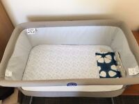 Chicco Next 2 Me Crib!!! Cosy, comfy and close to you...