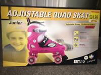 Adjustable Quad Skates