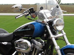 2004 harley-davidson XL883C Custom   Stage 1 Exhaust and Progres London Ontario image 6