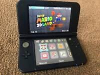 New 3DS XL Nintendo with 47 games Pokemon Mario Luigi