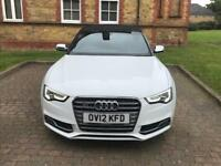 Audi S5 Convertible only 38k Miles full service history