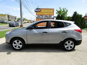 2011 Hyundai Tucson Low Kilometers   All Wheel Drive   Bluetooth