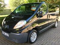 Renault Traffic 2.0 DCI 5door + 5 Seater + Wheelchair Access Adaption