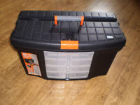 Very Large 60cm tool box nice and clean