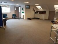 Spacious Office on quiet rural Industrial estate