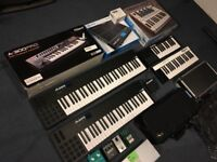 Alesis Sample Pad with Mount
